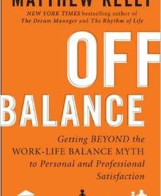 "Currently Reading: ""The Shallows"" and ""Off Balance"""